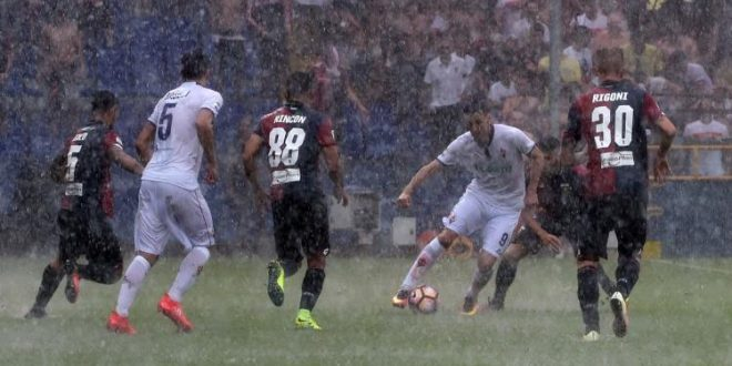Serie A, recupero 3ª giornata: Genoa-Fiorentina, in campo per gli ultimi 62'
