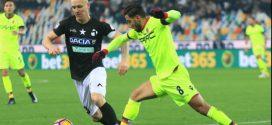 Serie A, 15ª giornata: Danilo, che goal! L'Udinese piega 1-0 il Bologna