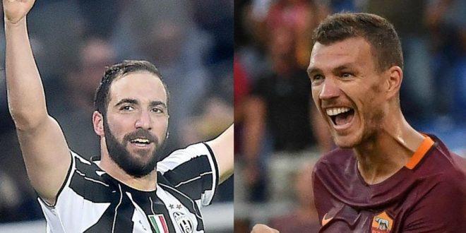 Serie A, 17ª giornata: è il giorno di Juve-Roma, un duello fatto di numeri