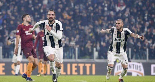 Serie A, 17ª giornata: Juve-Roma 1-0, con la… Pipita i bianconeri sono campioni d'inverno!