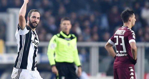 Serie A, 16ª giornata, Torino-Juve l'analisi: Belotti pazzesco, Higuain uomo-derby e Mandzu top player