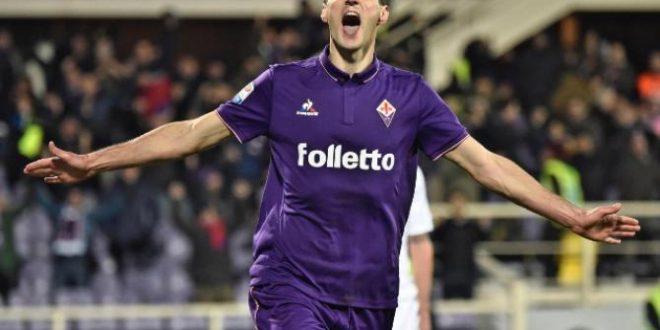 Serie A, 16ª giornata: Fiorentina-Sassuolo 2-1, pensa a tutto Kalinic