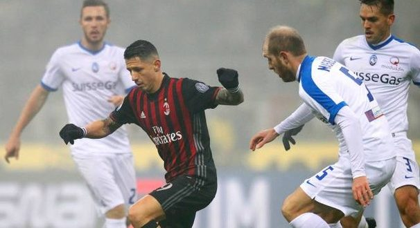 Serie A, 17ª giornata: Milan-Atalanta, uno 0-0 di nebbia, i rossoneri frenano