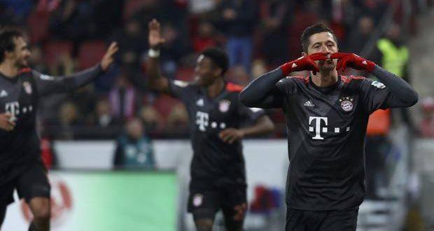 Bundesliga, 13a giornata: Lipsia sregolato, il Bayern ribalta; il Dortmund è un poker