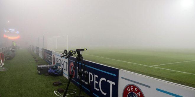 Europa League, 6ª giornata: Sassuolo-Genk, troppa nebbia, si gioca domani