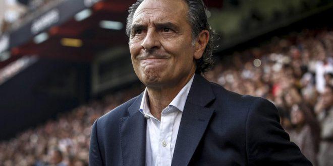 Liga: Prandelli, addio al Valencia. L'ex c.t. si dimette, ma è polemica