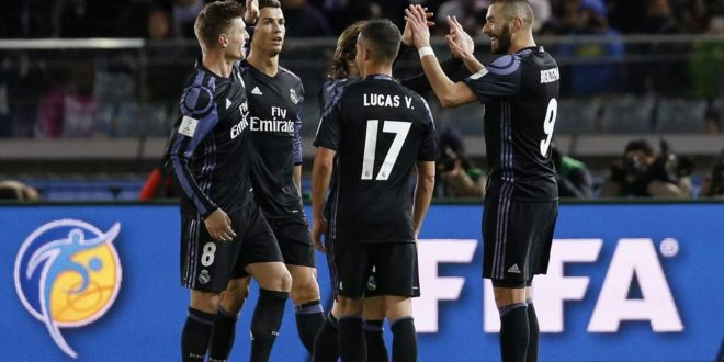 Fifa Club World Cup 2016, per il Real tutto ok: 2-0 all'America, Zidane in finale
