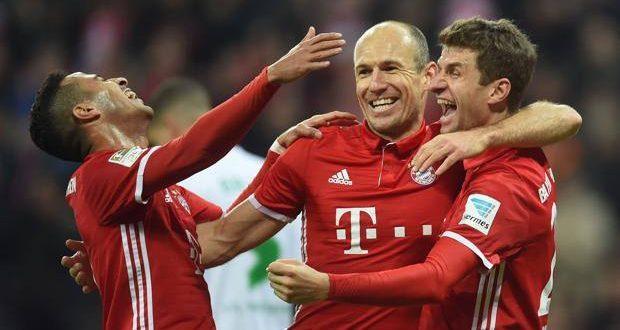 Bundesliga, il punto dopo la 14ª: il Lipsia scivola col fanalino; Bayern, manita e salsicce bianche per tutti!