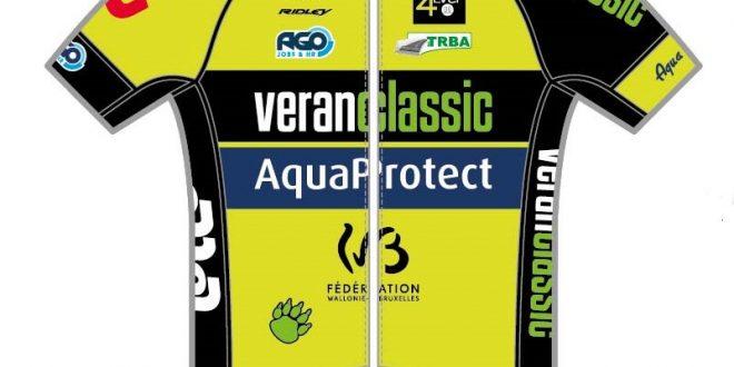 Presentazione squadre 2017: WB Veranclassic Aqua project