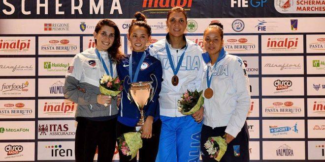 CDM Scherma, Trofeo Inalpi: Volpi ed Errigo stoppate in semifinale