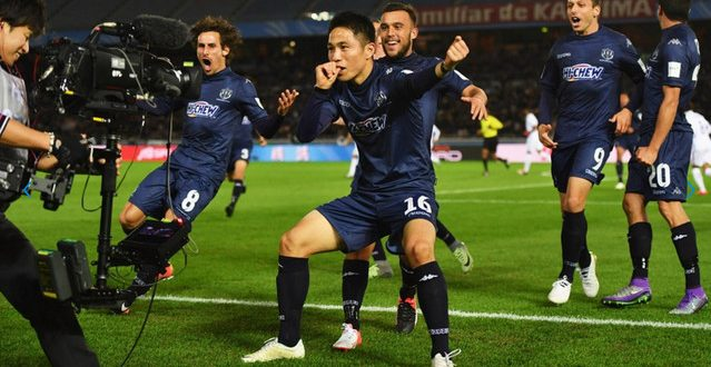 Fifa Club World Cup 2016, al Kashima Antlers il play-off d'apertura