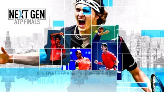 Next Gen ATP Finals 2017, a Milano il torneo dei campioni del domani