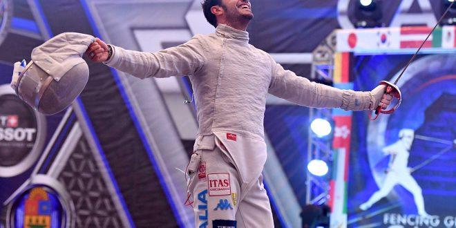 CDM Scherma, la sciabola è azzurra a Cancun: Samele vince il Grand Prix Fie
