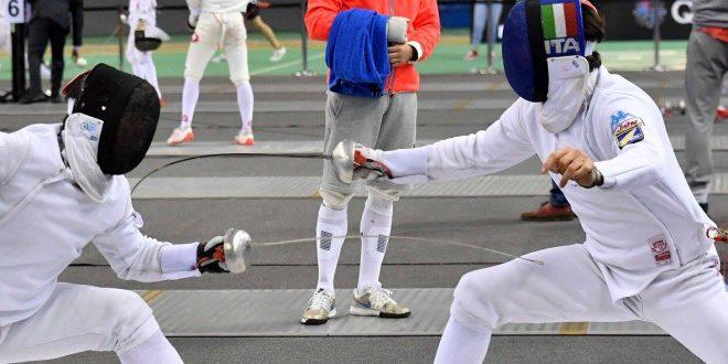 CDM Scherma, male la spada uomini al Grand Prix a Doha