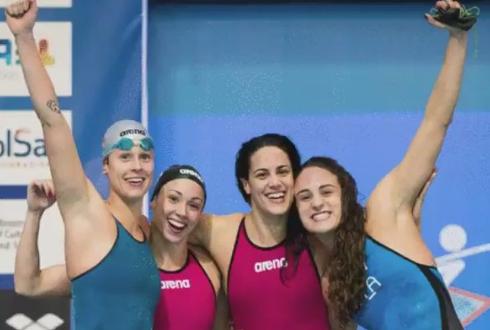 Mondiali Windsor 2016: Pellegrini oro e poi argento in staffetta. Delusione Detti