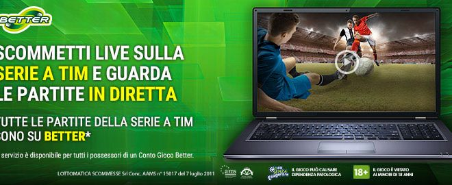 Serie A Tim, goditi lo spettacolo di Sampdoria-Roma su Better