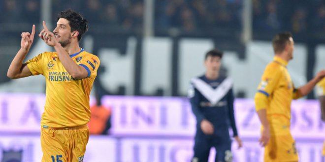 Serie B, 23ª giornata: il Frosinone stende il Brescia, 1° posto agganciato