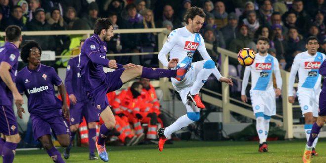 Coppa Italia, quarti: Napoli-Fiorentina, le probabili formazioni