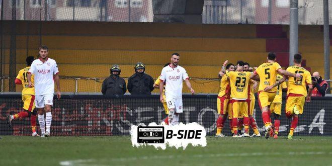 Serie B, 23ª giornata: la Spal si salva a Vicenza; ok il Benevento. La Ternana si rialza