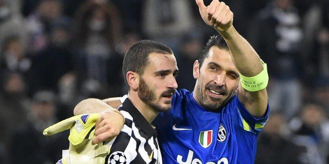 Top 11 Uefa 2016, ci sono anche Buffon e Bonucci