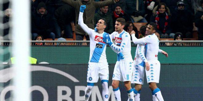 Serie A, 21ª giornata: Milan-Napoli 1-2, spettacolo a San Siro!