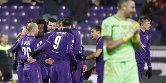 Coppa Italia: Fiorentina-Chievo 1-0, ci pensa Bernardeschi all'ultimo respiro
