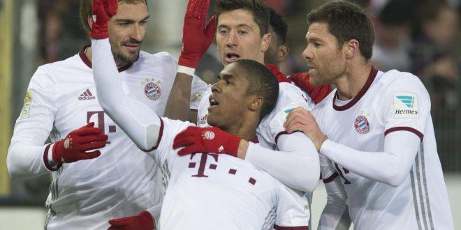 Bundesliga, il punto dopo la 17ª: 1-2 esterni di Bayern e Dortmund, il Lipsia torna grande