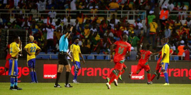 Coppa d'Africa 2017, 1ª giornata: Gabon-Guinea e Burkina-Camerun finiscono 1-1