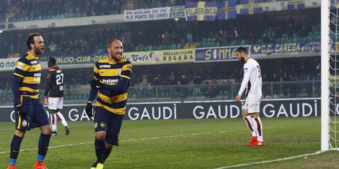Serie B, 23ª giornata: Verona-Salernitana 2-0, l'Hellas si rimette la vetta solitaria