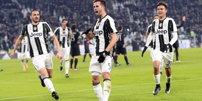 Coppa Italia, quarti: Juve-Milan 2-1, un tempo per parte ma gode la Signora
