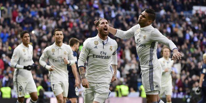 Liga, il punto dopo la 19ª: Ramos… Madrid campione d'inverno. Barça e Siviglia di poker!
