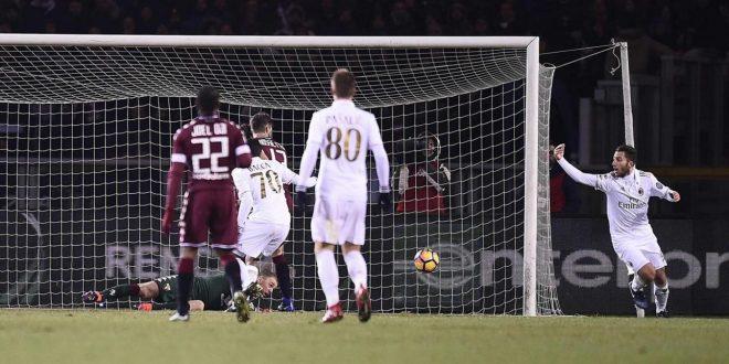 Serie A, 20ª giornata: il Milan salva la pelle a Torino, 2-2 mozzafiato in rimonta