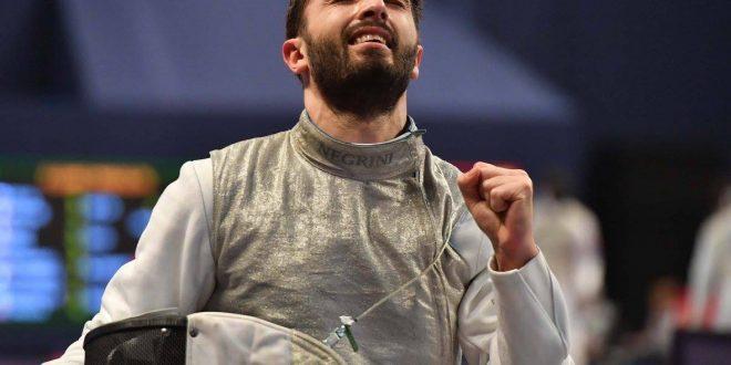 CDM Scherma, fioretto azzurro sul podio a Parigi: terzo Avola
