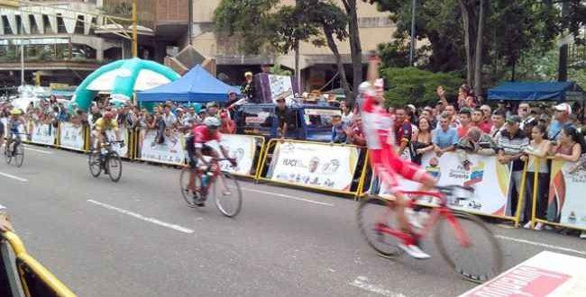 Vuelta al Tachira 2017, subito Italia: Raffaello Bonusi vince la prima tappa