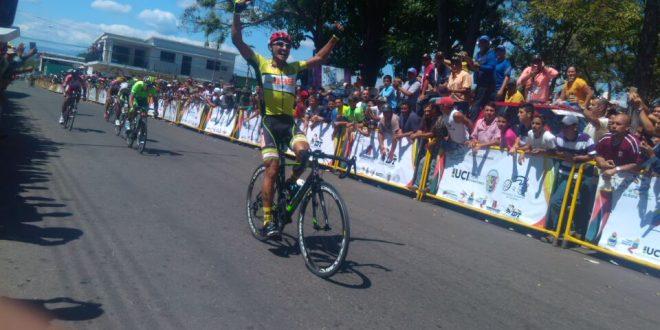Vuelta al Tachira 2017: bravo, Wilmer Bravo!