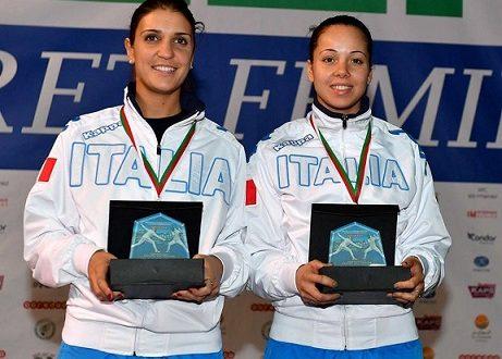 CDM Scherma, ad Algeri podio per Errigo e Volpi. Ma vince Thibus