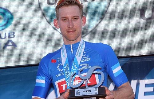 Mollema vince la Vuelta a San Juan 2017, ultima tappa a Richeze