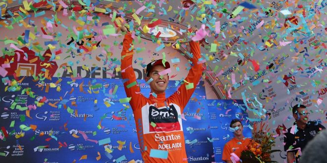 Richie Porte vince il Tour Down Under 2017. Poker Ewan in volata