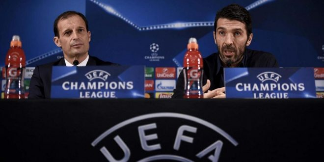 Porto-Juventus, Allegri lo conferma: Bonucci va in tribuna, l'incidente è chiuso