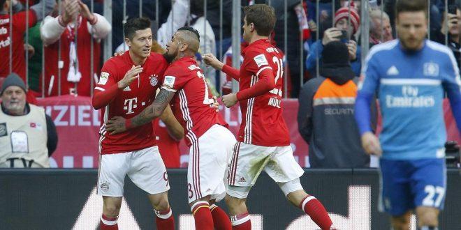 Bundesliga, il punto dopo la 22ª: Bayern-Ancelotti 8×1000; RB Lipsia e Dortmund per le rime
