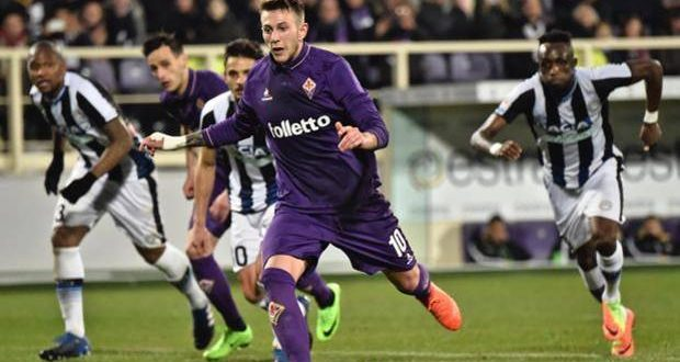 Serie A, 24ª giornata: la Fiorentina si rimette in sesto, 3-0 all'Udinese