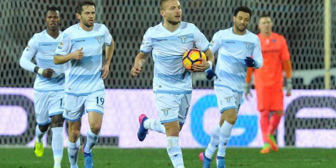 Serie A, 25ª giornata: Lazio, rimonta per l'Europa; l'Empoli finisce steso 1-2