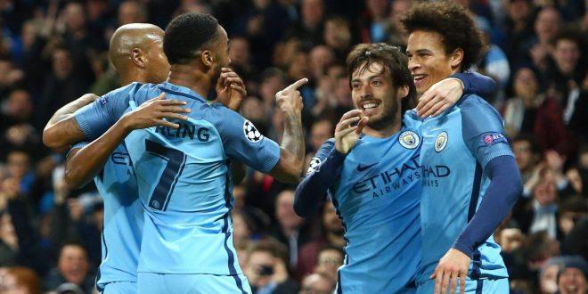 Champions, all'Etihad c'è il circo del gol: City-Monaco è un pazzesco 5-3!
