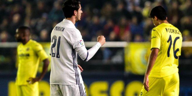 Liga, 24ª giornata: Madrid rimonta trionfale al Villarreal, che risposta al Barça!