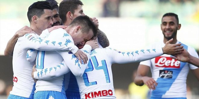 Serie A, 25ª giornata: il Napoli si riprende col Chievo; Pescara, è di nuovo Zemanlandia!