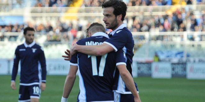 Serie A, 23ª giornata: Pescara-Lazio set da tennis; l'Atalanta torna grande. Toro nella pozzanghera