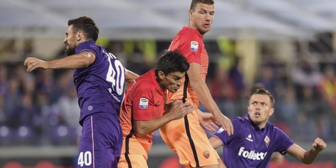Serie A, 23ª giornata: Roma-Fiorentina, le probabili formazioni