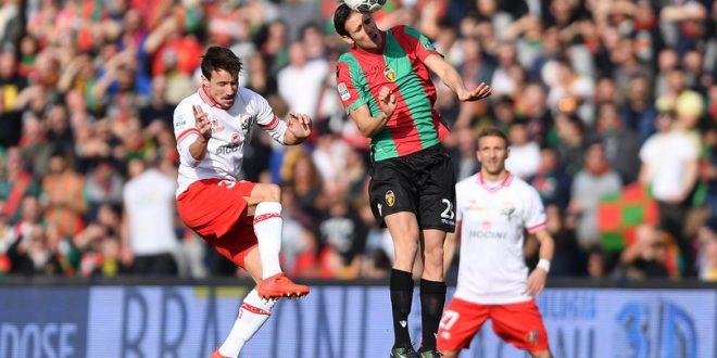 Serie B, 25ª giornata: il Perugia si prende il derby dell'Umbria, Ternana k.o. 1-0