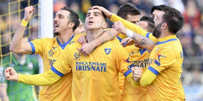 Serie B, 25ª giornata: il Verona scivola ad Avellino, il Frosinone mette la freccia. Trapani, che cuore