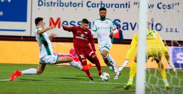 Serie B, 24ª giornata: Trapani-Avellino 0-0, Calori e Novellino non svoltano
